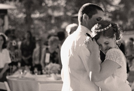 First Dance at Brookside Equestrian Center Wedding