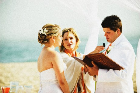 Santa Barbara Wedding on the Beach
