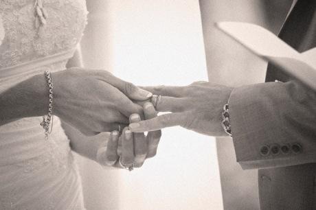 Martin Johnson House Wedding Ceremony, La Jolla, San Diego, California