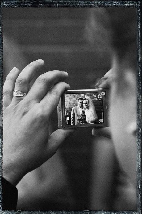 Guest Photographer at Orange County Wedding Ceremony
