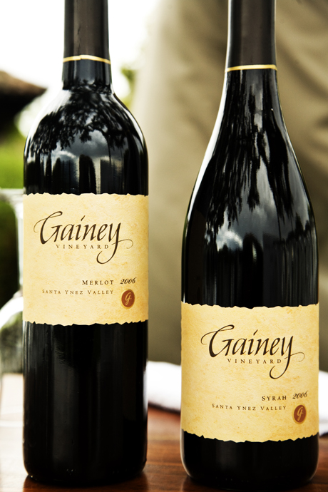Gainye Vineyard Wine