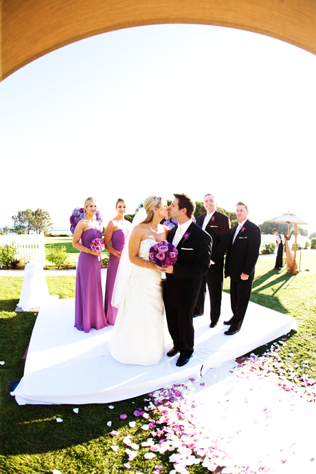 Bridal Party at Laguna Cliffs Wedding