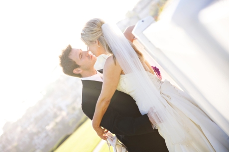 Laguna Cliffs Marriott Wedding