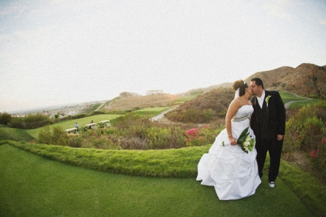 Black Gold Golf Course Wedding