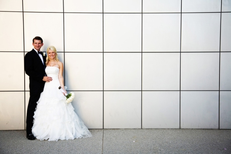 Crystal Cathedral Wedding