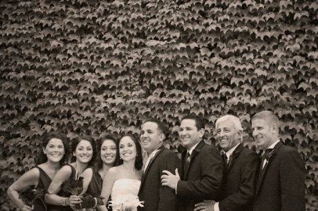 Infrared Wedding Photography at Firestone Vineyard