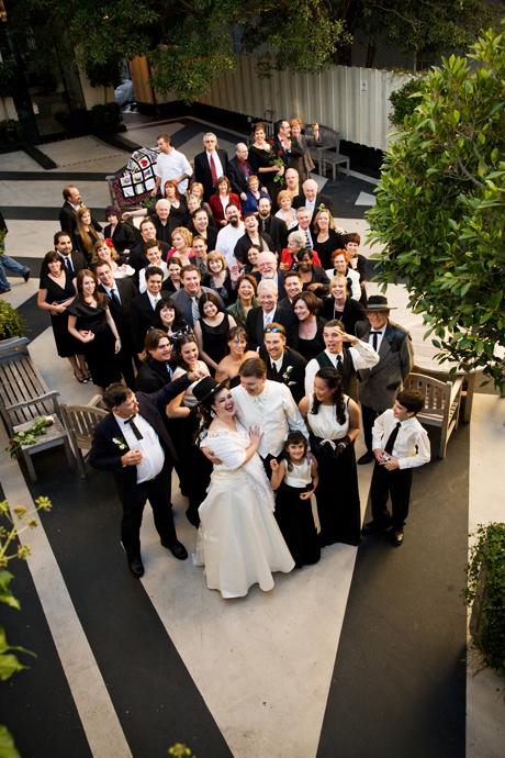 Hamilton Ballroom Wedding