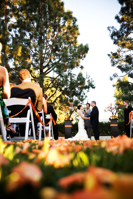 Orange County Food and Wine Center Wedding