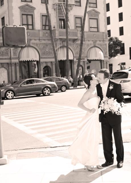 Beverly Hills Wedding Photographer