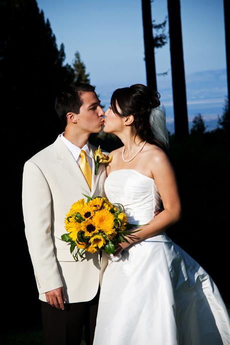 Mountain Terrace Wedding