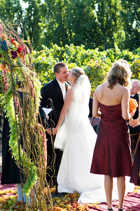 Vineyard Wedding in San Louis Obispo