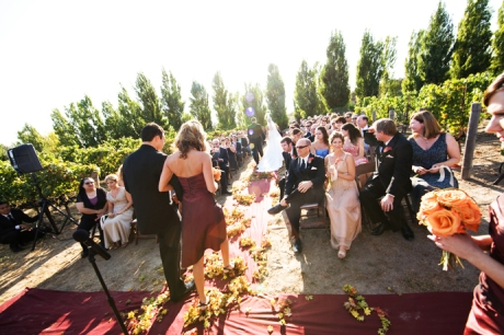 Winery Wedding in San Louis Obispo
