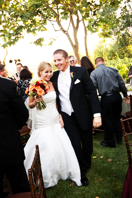 San Louis Obispo Vineyard Wedding
