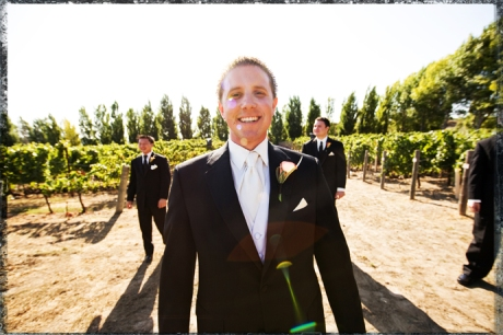 Vineyard Wedding in Santa Barbara