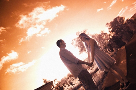 Infrared Photography at Westmont College