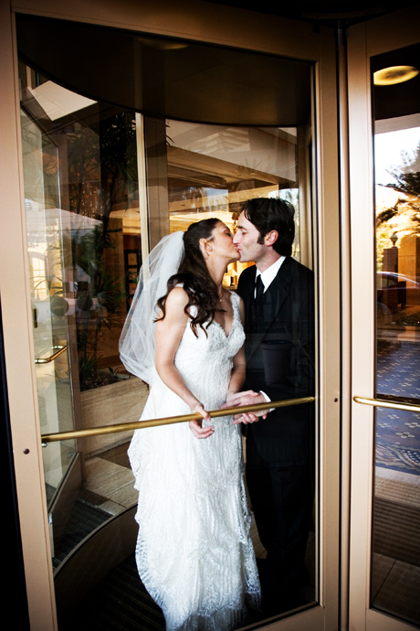 Intercontinental Hotel Wedding