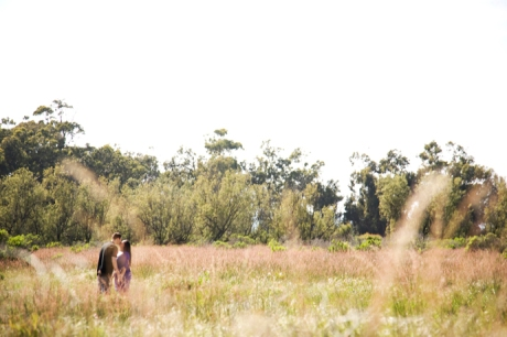 Engagement Shoot at Carpinteria Bluffs