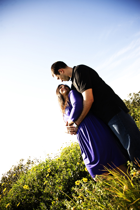 Engagement Photos at Caprinteria Bluffs