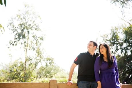 Engagement Pics at Caprinteria Bluffs