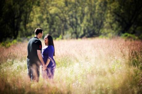 Carpinteria Bluffs Engagement Photos