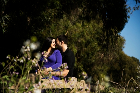 Engagement Pictures in Santa Barbara