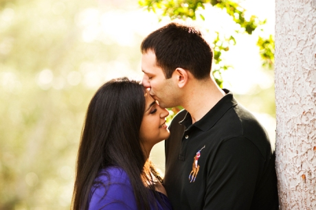 Engagement Photos at Westmonte College