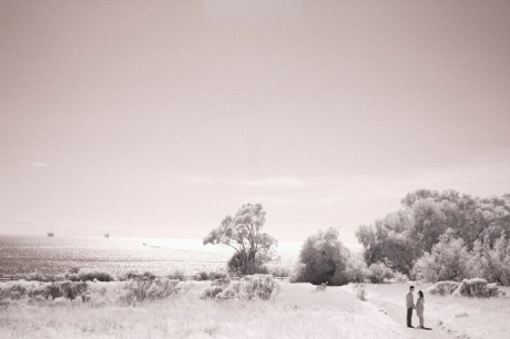 Infrared Engagement Pictures