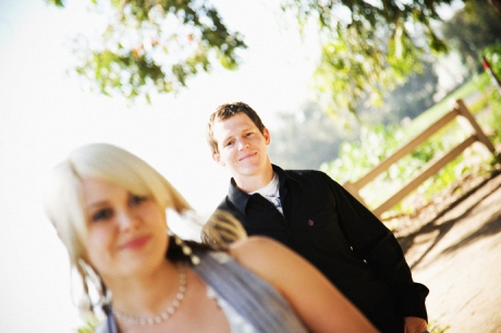 Engagement Pictures at Carpinteria Bluffs