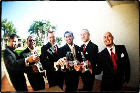 Hilton San Diego Resort Wedding