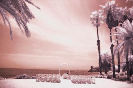 Infrared Wedding Photographer Santa Barbara