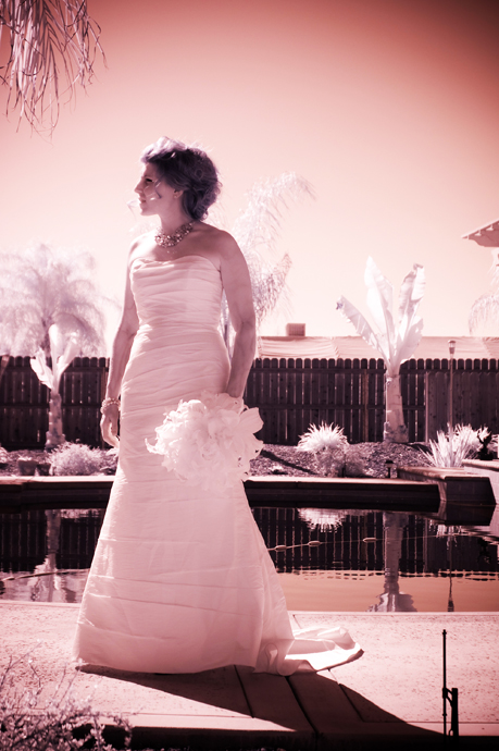 Infrared Wedding Photographer Santa Barbara
