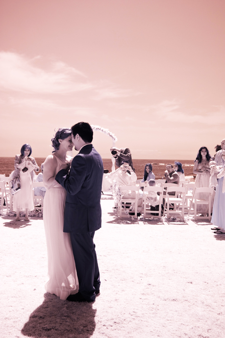Infrared Wedding Photographer in Santa Barbara