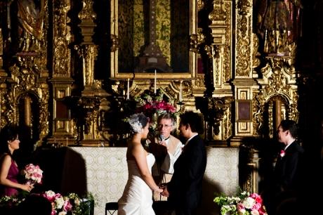 Mission Inn Wedding Ceremony