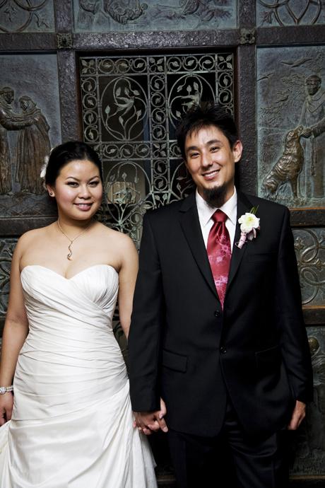 Mission Inn Wedding Photography
