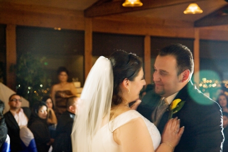 Pomona Valley Mining Company Wedding Reception