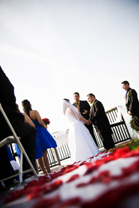 Puddingstone Resort Wedding Ceremony