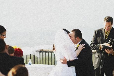 Wedding Ceremony at Puddingstone Resort
