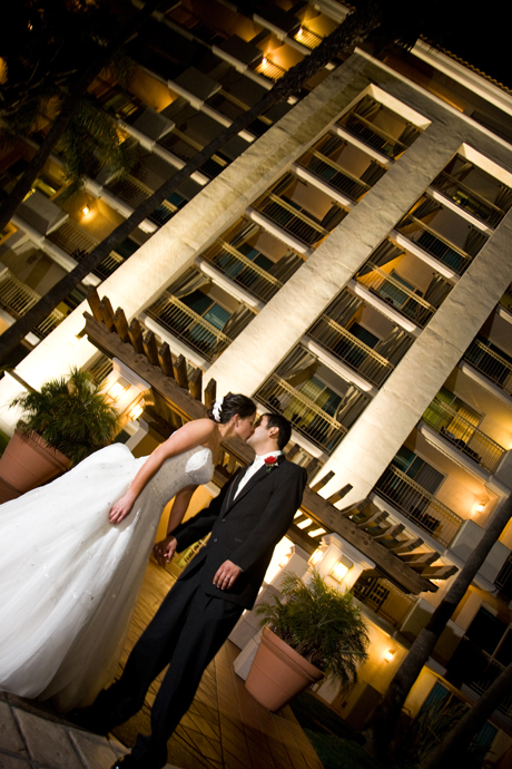 San Diego Hilton Wedding