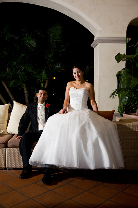San Diego Hotel Wedding
