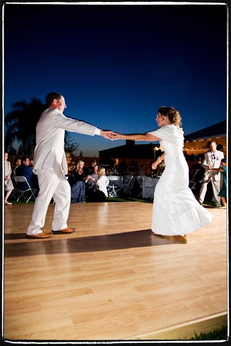 Visalia Wedding Reception