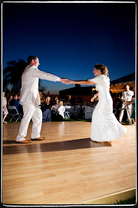 Visalia Wedding Reception