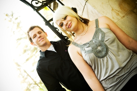 Westmont College Engagement Pictures