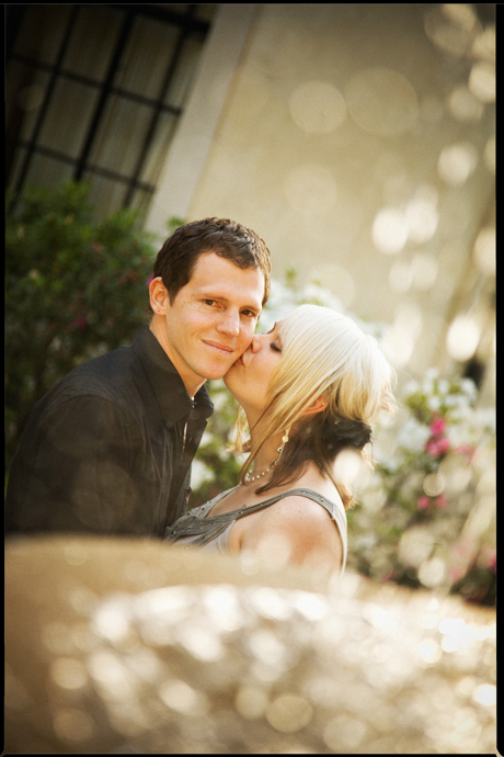 Engagement Pictures at Westmont College