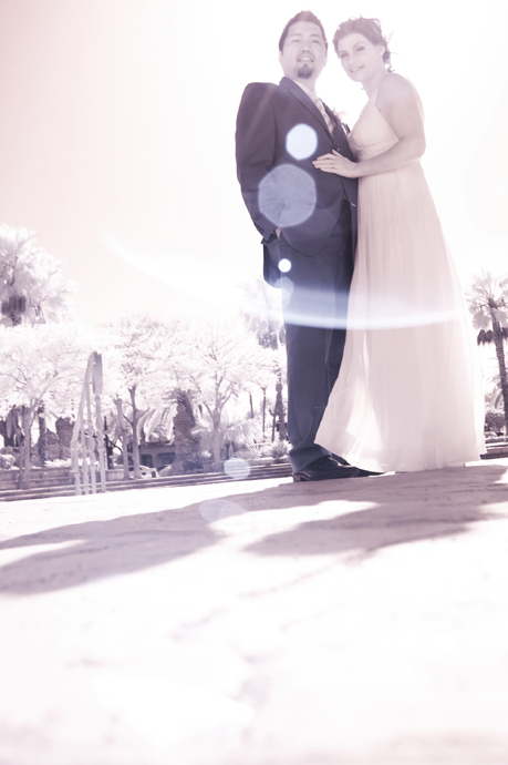 Santa Barbara Infrared Wedding Photographer
