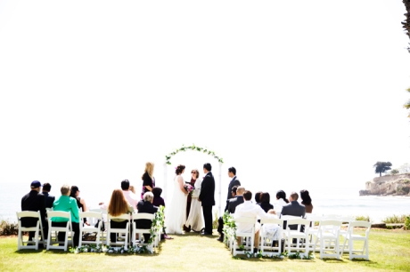Leadbetter Beach Wedding