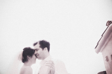 Infrared Wedding Pictures in Orange County