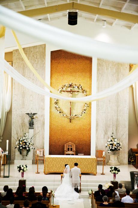 Saint Joachim Perish Wedding