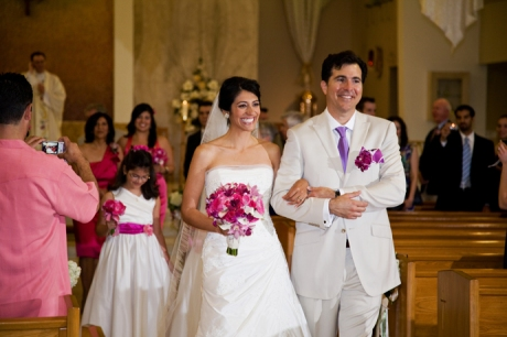 Orange County Catholic Wedding