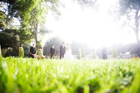 Calamigos Equestrian Center Wedding Pictures