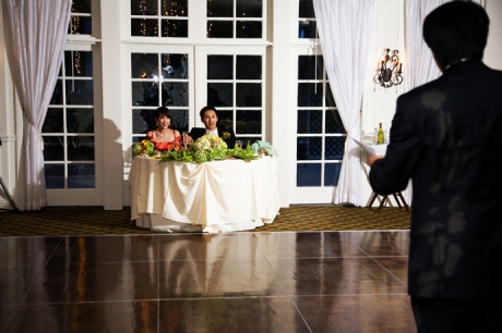 Calamigos Equestrian Center Wedding Reception